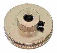 01630 24mm dia grooved pulley