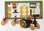 Mamod Tractor Wagon KIT