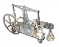 Heilscher Unpainted beam Stirling