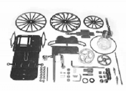 Ministeam Carriage Kit