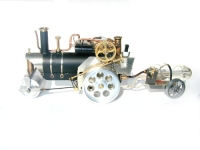 Ministeam Road Roller Kit