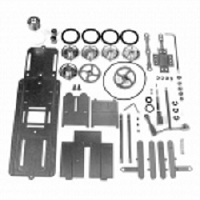 Ministeam Steam Lorry Kit