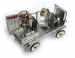 Ministeam Steam Lorry
