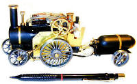 Ministeam Traction Engine Kit